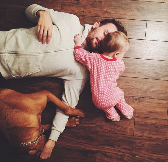 Owning a dog makes you generally better person