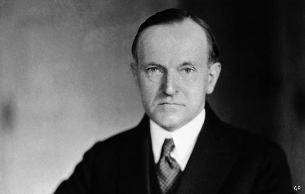 President of America Calvin Coolidge had a best friend an English Bulldog