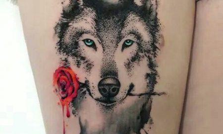 husky-tatto
